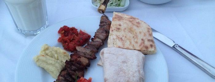 Derviş Sofrası Cağ Kebabı is one of Tavsiyelerim.