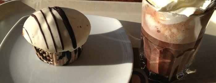 Moccacino,espresso or cappuccino - Coffee House Seinajoki