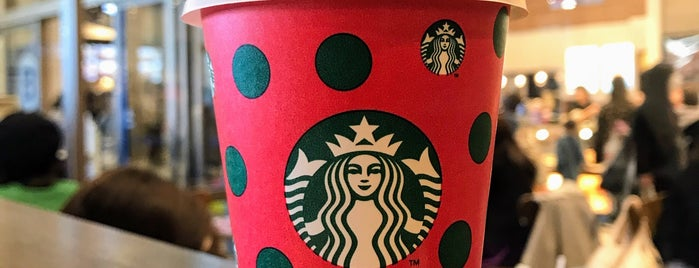 Starbucks is one of Ktさんのお気に入りスポット.