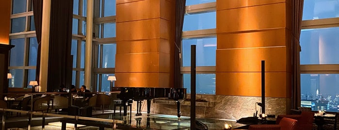 The Lobby Lounge & Bar is one of Tokyo.
