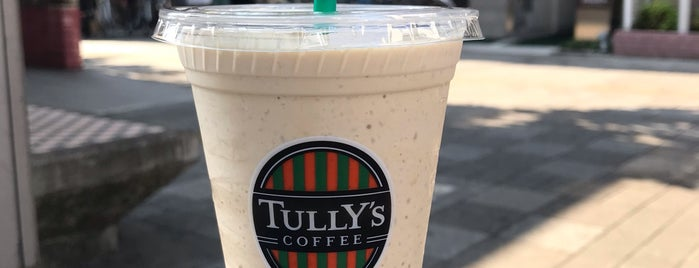 Tully's Coffee is one of Locais curtidos por Shinichi.