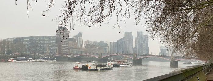 River Thames is one of Lugares favoritos de Viki.