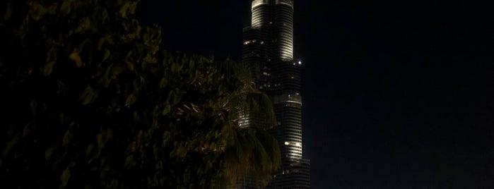 The Galliard is one of Mama in Dubai 🦁.