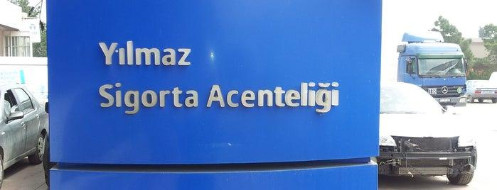 Volkan Yılmaz Sigorta Aracılık Hizmetleri is one of iş.