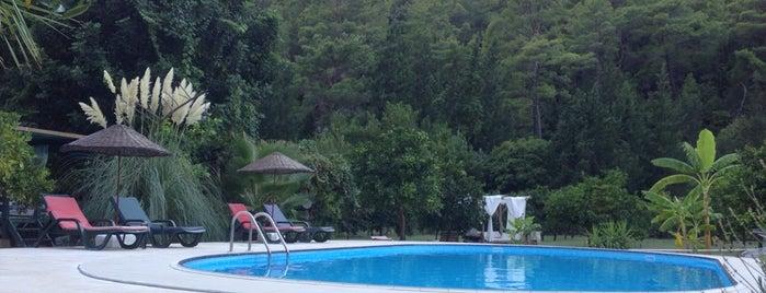 Portalimo Lodge is one of Küçük ve Butik Oteller Türkiye.