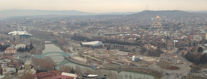 Tbilisi is one of Грузия.