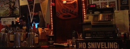 Bloom's Saloon is one of Lieux qui ont plu à David.