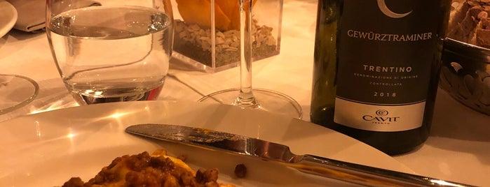 Trattoria Il Carpaccio is one of Milan Restaurants.