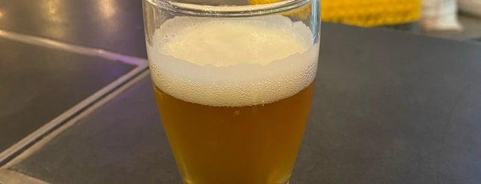 New Bohemia Brewing Co. is one of Santa Cruz.