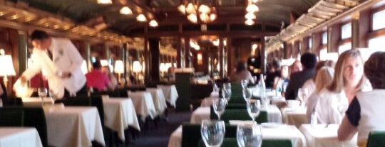 Le Train Bleu is one of Lista de Restaurantes (F Chandler).