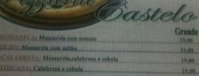 Pizzaria Castelo is one of Franca - SP.