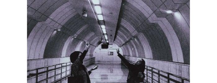 Elgoli Metro Station | ايستگاه مترو ائل گلی is one of Lieux sauvegardés par Hamit.