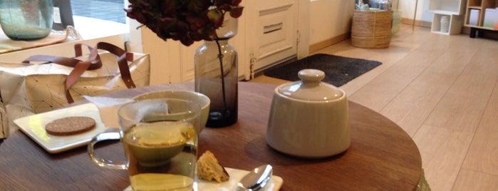 Hei Shop&Tea is one of Brussels.
