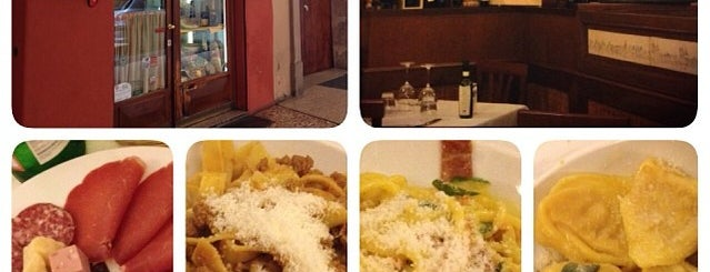 Trattoria Da Pietro is one of Italy !.