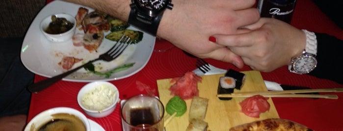 SushiKok is one of Locais curtidos por Dimas.