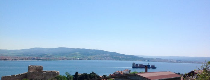 Tepe Pansiyon is one of Canakkale.
