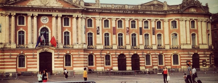 Hôtel de Ville de Toulouse (Capitole) is one of Toulouse 2018 trip.