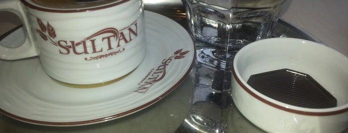 Sultan Pastane & Cafe is one of YuruGunese 님이 저장한 장소.