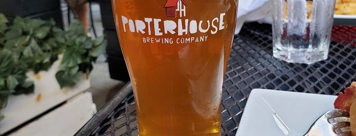Porterhouse Brew Co. Bar is one of NYC 2019.