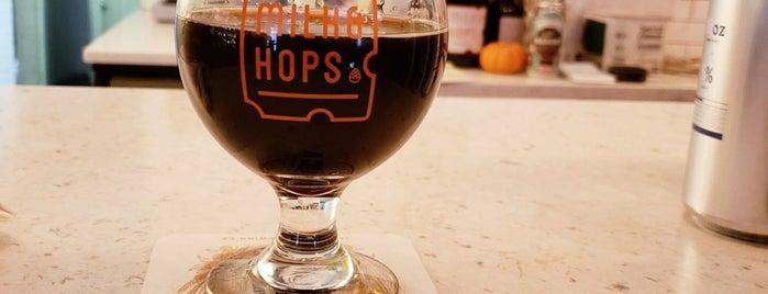 Milk & Hops Chelsea is one of New York Beer.