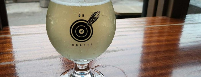 Oh Craft! Beer is one of FT6.