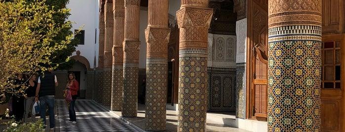 Dar el Bacha is one of Marokko.