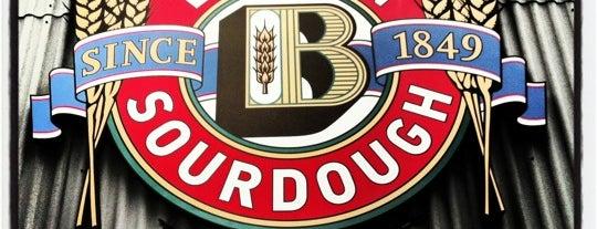 Boudin Bakery Café Baker's Hall is one of Trips / San Francisco, CA, USA.