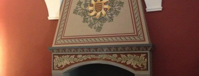 Enoteca Regionale Castello di Roppolo is one of My wine's spots.