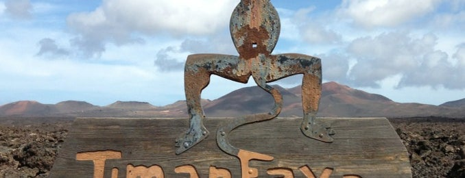 Parque Nacional de Timanfaya is one of Visitar en Lanzarote.