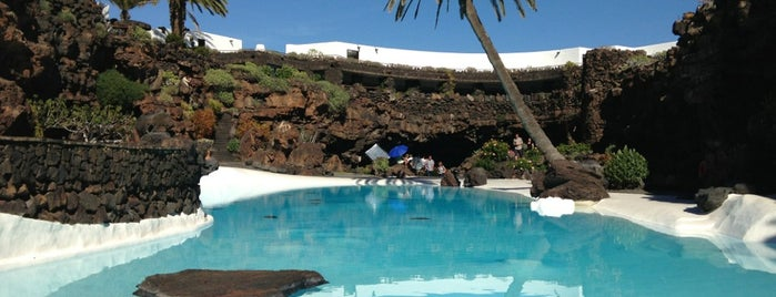 Jameos del Agua is one of Visitar en Lanzarote.