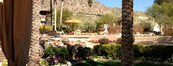 JW Marriott Scottsdale Camelback Inn Resort & Spa is one of Alicia's Top 200 Places Conquered & <3.