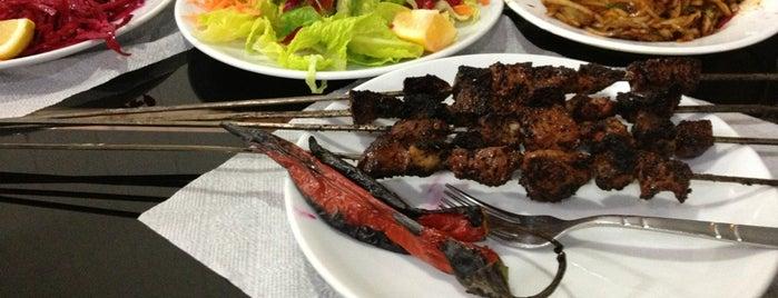 Ciğerci ve Tavacı Muharrem Usta is one of Xwarin.