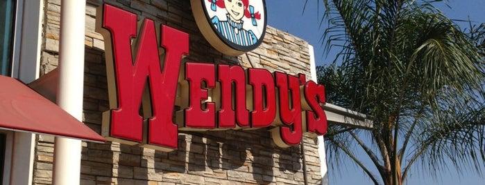 Wendy's is one of Adriana'nın Beğendiği Mekanlar.