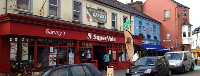 Garvey's SuperValu is one of Tempat yang Disukai Will.
