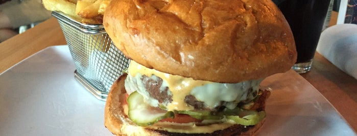 8oz Burger Bar is one of The Best Burger in Every State.