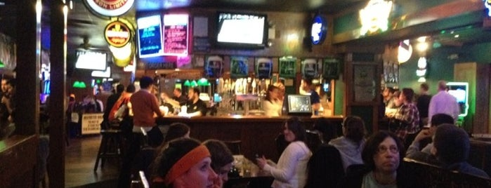 Murphy's Pub is one of Lieux qui ont plu à Dana.