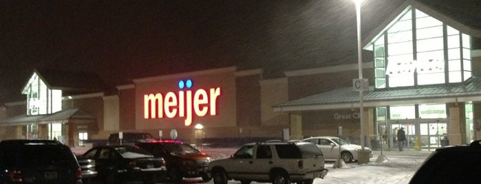 Meijer is one of Joshさんのお気に入りスポット.
