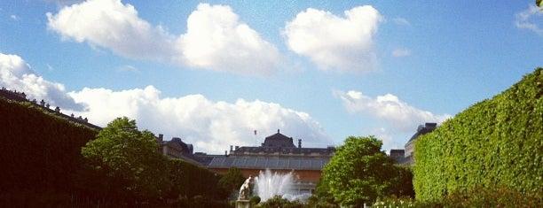 Jardin du Palais Royal is one of 🌠.