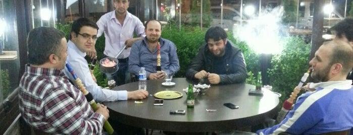 Kehribar Nargile is one of yapacakların.