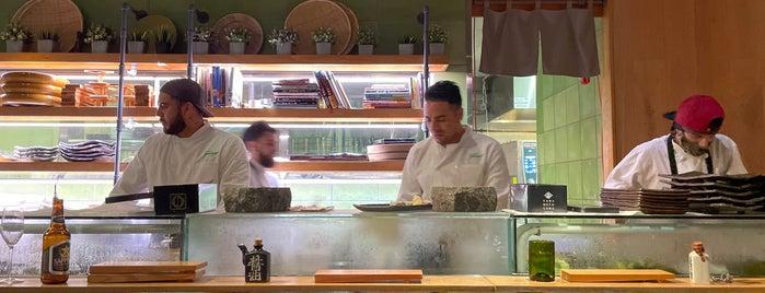 Sushi Garage is one of Рестораны Майами.