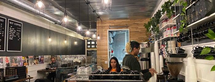 Ritual Coffee House is one of Andy : понравившиеся места.