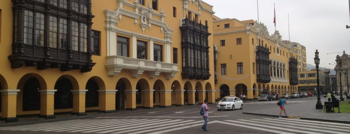 Palacio Municipal de Lima is one of Peru.