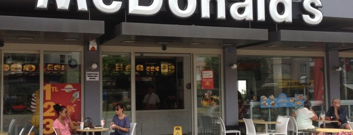 McDonald's is one of antalya.