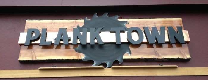 Plank Town Brewing Company is one of Oregon Breweries.