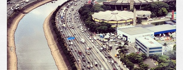 Marginal Tietê is one of Trabalho.