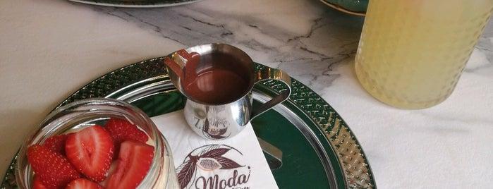 Moda Chocolate and Breakfast is one of Tatlı - vol.2.