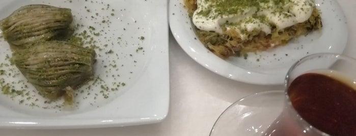 Doğan Kaymaklı Kadayıf is one of Merveさんのお気に入りスポット.