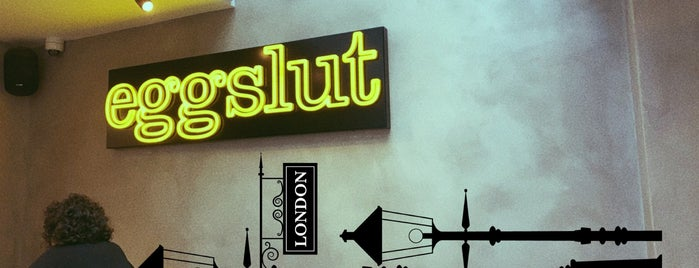 Eggslut is one of London.
