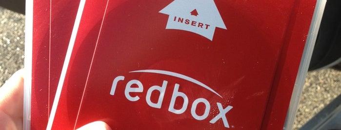 Redbox is one of สถานที่ที่ Becky ถูกใจ.