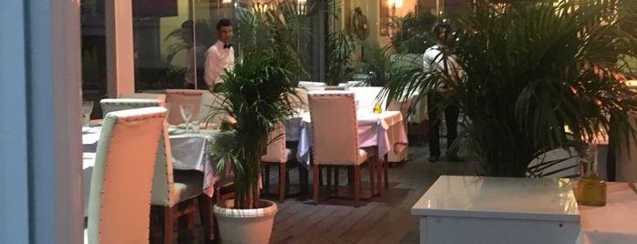 Efe Balık Restaurant is one of สถานที่ที่ Serdar ถูกใจ.